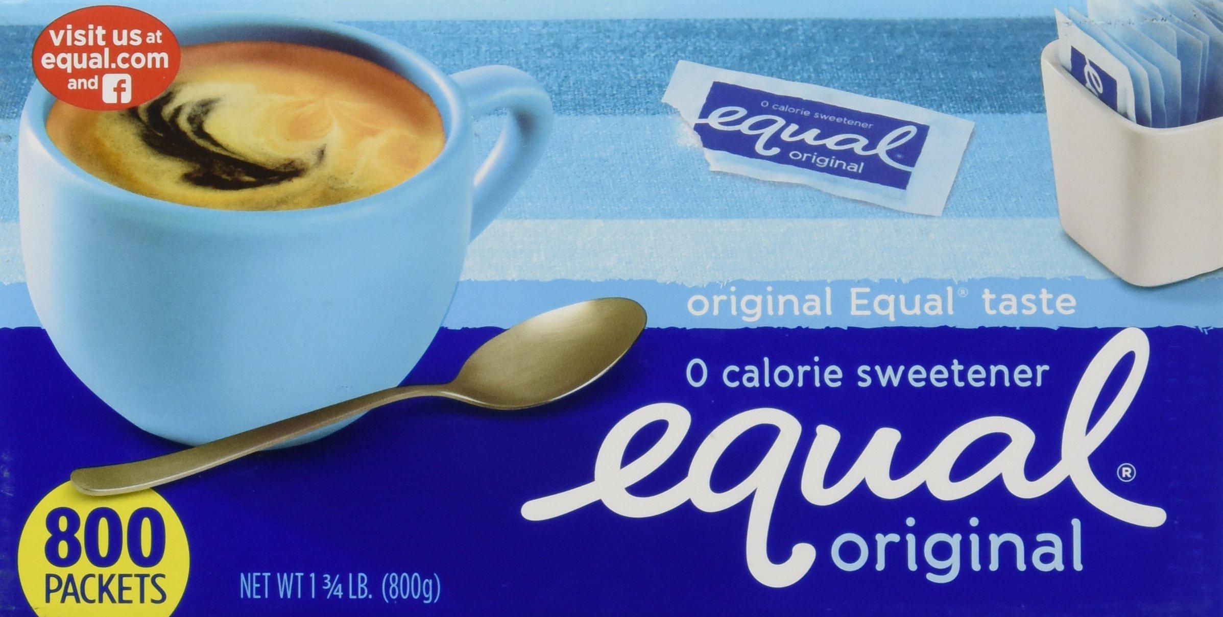 PURE VIA Stevia Sweetener Packets, Sugar Substitute ...