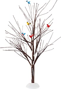 Department 56 Village Accessories for Villages Feathered Friends Tree Accessory Figurine