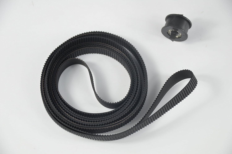 Eathtek Replacement Carriage Belt for HP Designjet 500 500PS 510 510PS 800 800PS 24'' 24 inch CAR Belt 81VXVC9eDYL