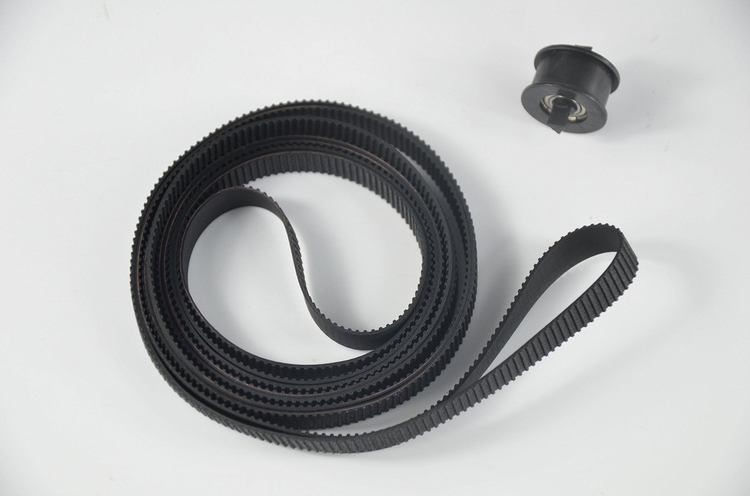 Eathtek Replacement Carriage belt For HP Designjet 500 500PS 510 510PS 800 800PS 24'' 24 inch CAR BELT