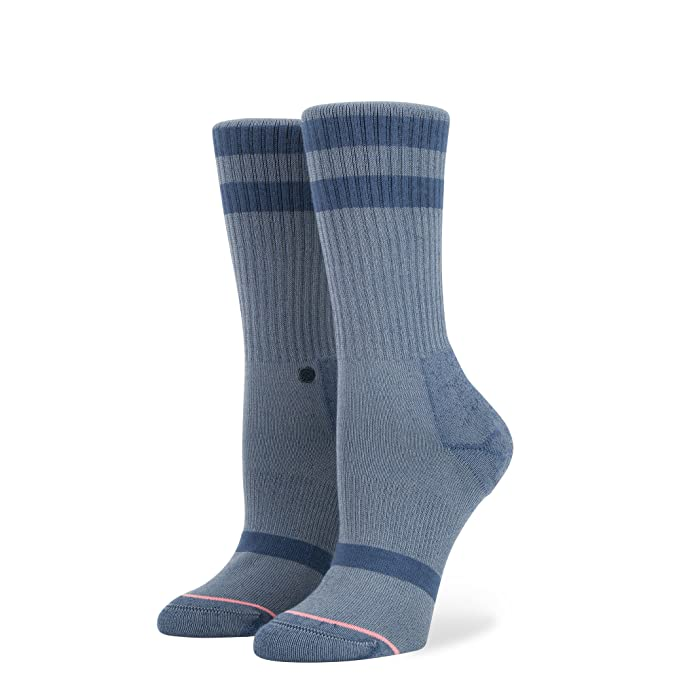 Stance - Calcetines cortos - para mujer Azul azul 35-38