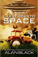 Larry Goes To Space Kindle Edition