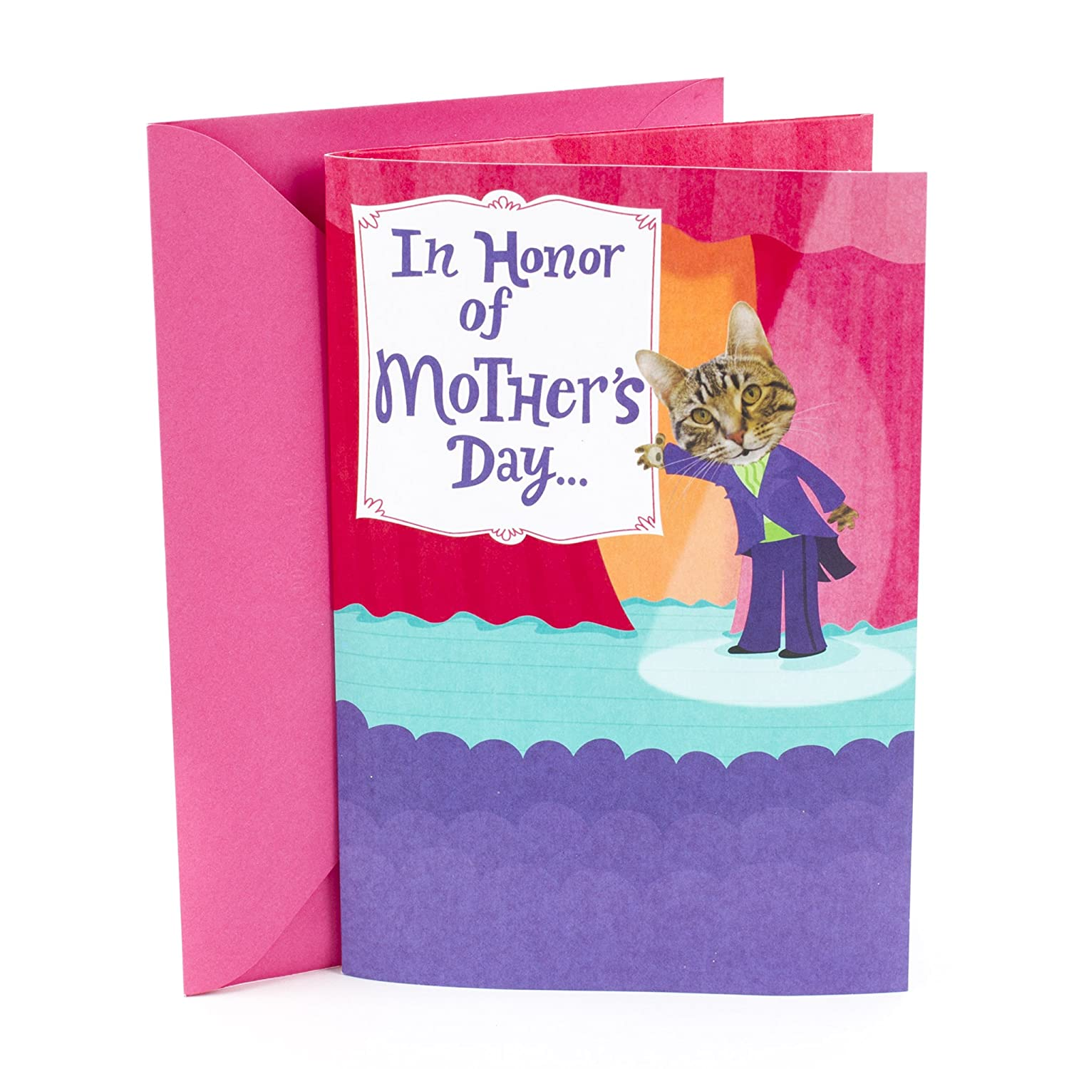 Amazon Hallmark Mothers Day Greeting Card For Mom With Sound
