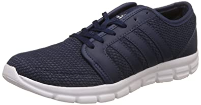 sports shoes abe6e de3de Image Unavailable. Image not available for. Colour Adidas Mens Marlin 6.0  Navy Blue Running Shoes ...