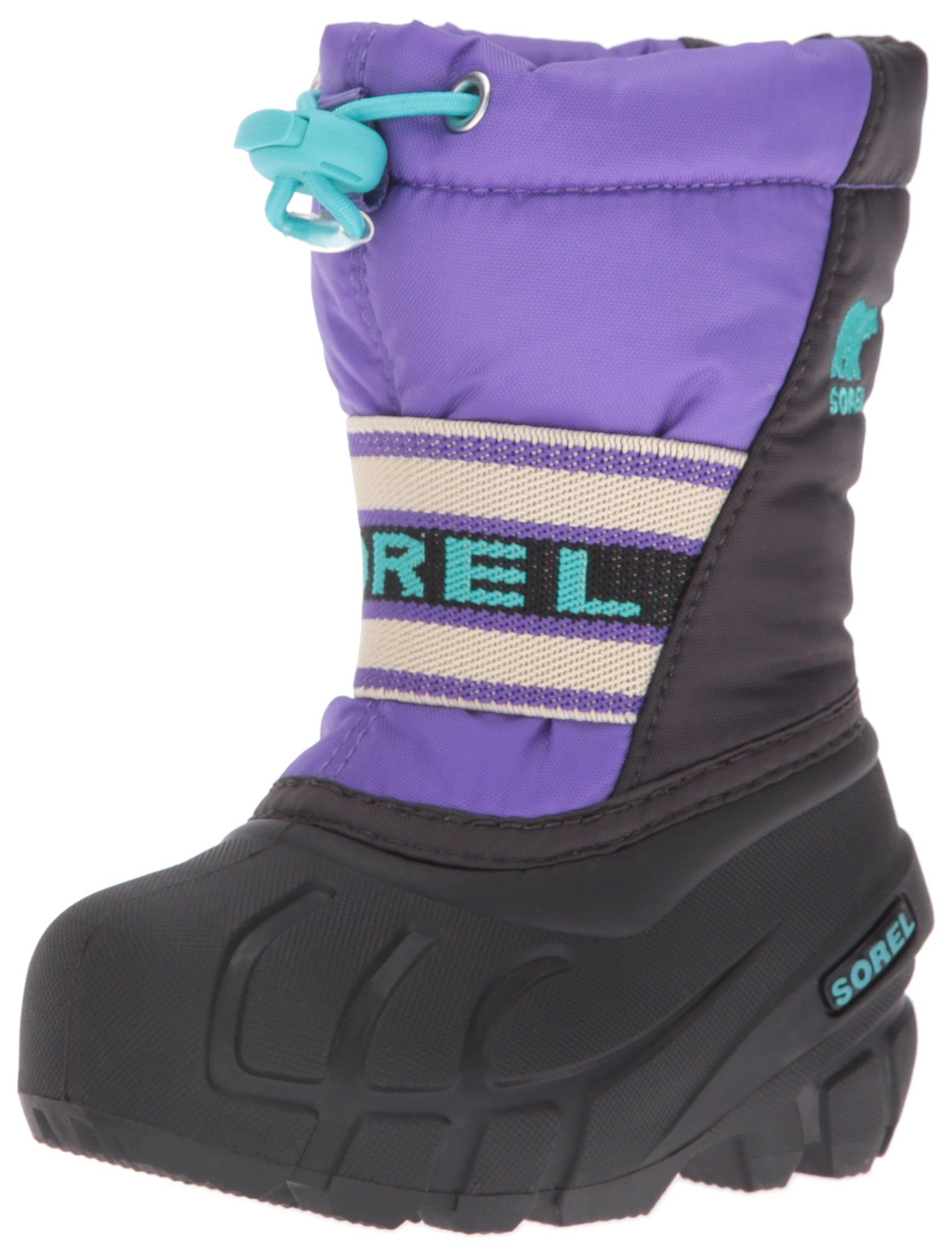 Sorel Toddler Cub Snow Boot (Toddler), Purple, 6 M US Toddler