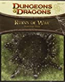 Ruins of War - Dungeon Tiles: A Dungeons & Dragons Accessory