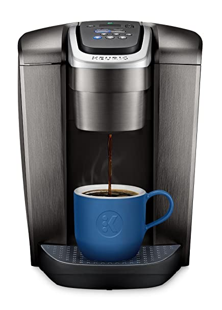 Amazoncom Keurig K Elite Single Serve K Cup Pod Coffee Maker With