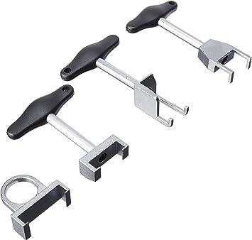5 Pieces Schwaben PHR-05S Trim//Molding Tool Kit