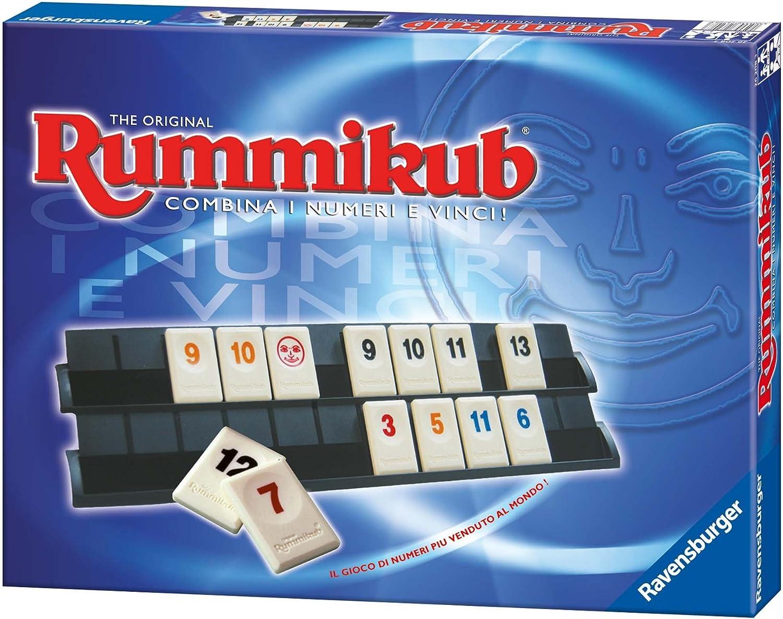 Ravensburger 26208 Rummikub Classic - Juego de Mesa: Amazon.es ...
