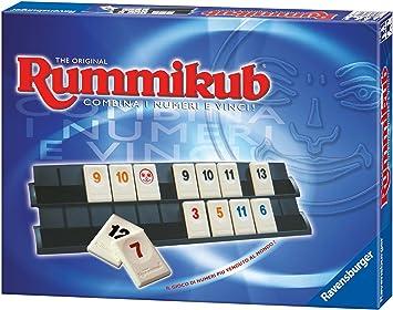 Ravensburger 26208 Rummikub Classic - Juego de Mesa: Amazon.es: Juguetes y juegos