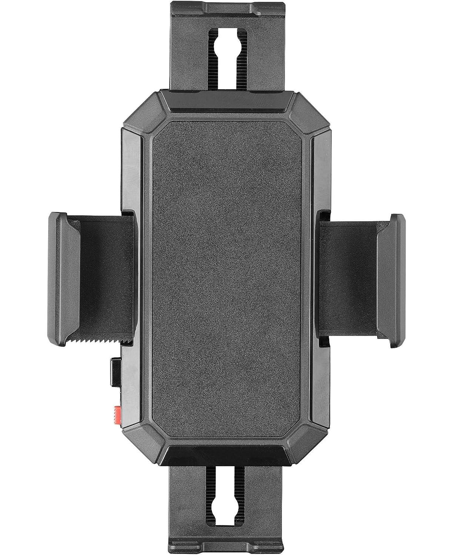 Cellularline SMMOTOCRAB Coque avec Support pour Smartphone