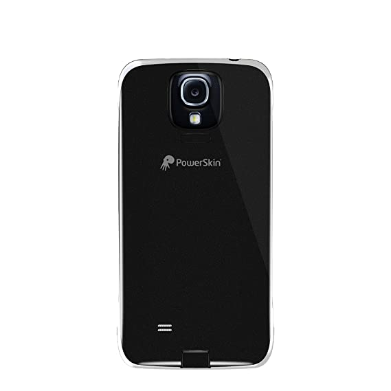 separation shoes ce7a7 12556 PowerSkin Spare Rechargeable Battery Case for Samsung Galaxy S4 - Retail  Packaging - Black