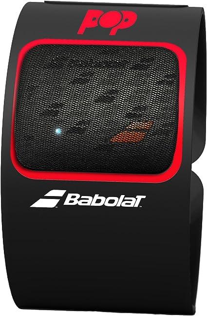 Taille Unique 100009 Noir//Black Babolat Pop Sport x6Bracelet de Rechange de Tennis Unisexe Adulte