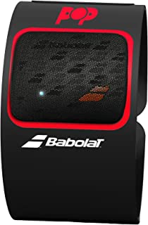 Babolat Pop Sport x6 Bracelet de Rechange de Tennis Unisexe Adulte, Noir/Black, Taille Unique 100009