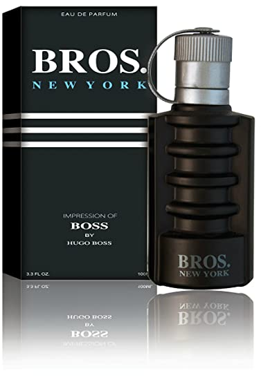 Bros. New York Eau De Toilette Spray for Men, 3.1 Ounces 95 Ml -