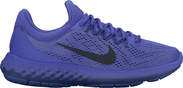 299fa4edb033 Nike Mens Lunar Skyelux Running Shoe Paramount Blue Dark Obsidian  855808-402 (Medium   10 D(M) US)  Buy Online at Low Prices in India -  Amazon.in