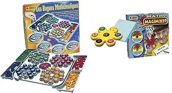 Creative Toys - Juguete Educativo de matemáticas [Importado de Francia]: Amazon.es: Juguetes y juegos