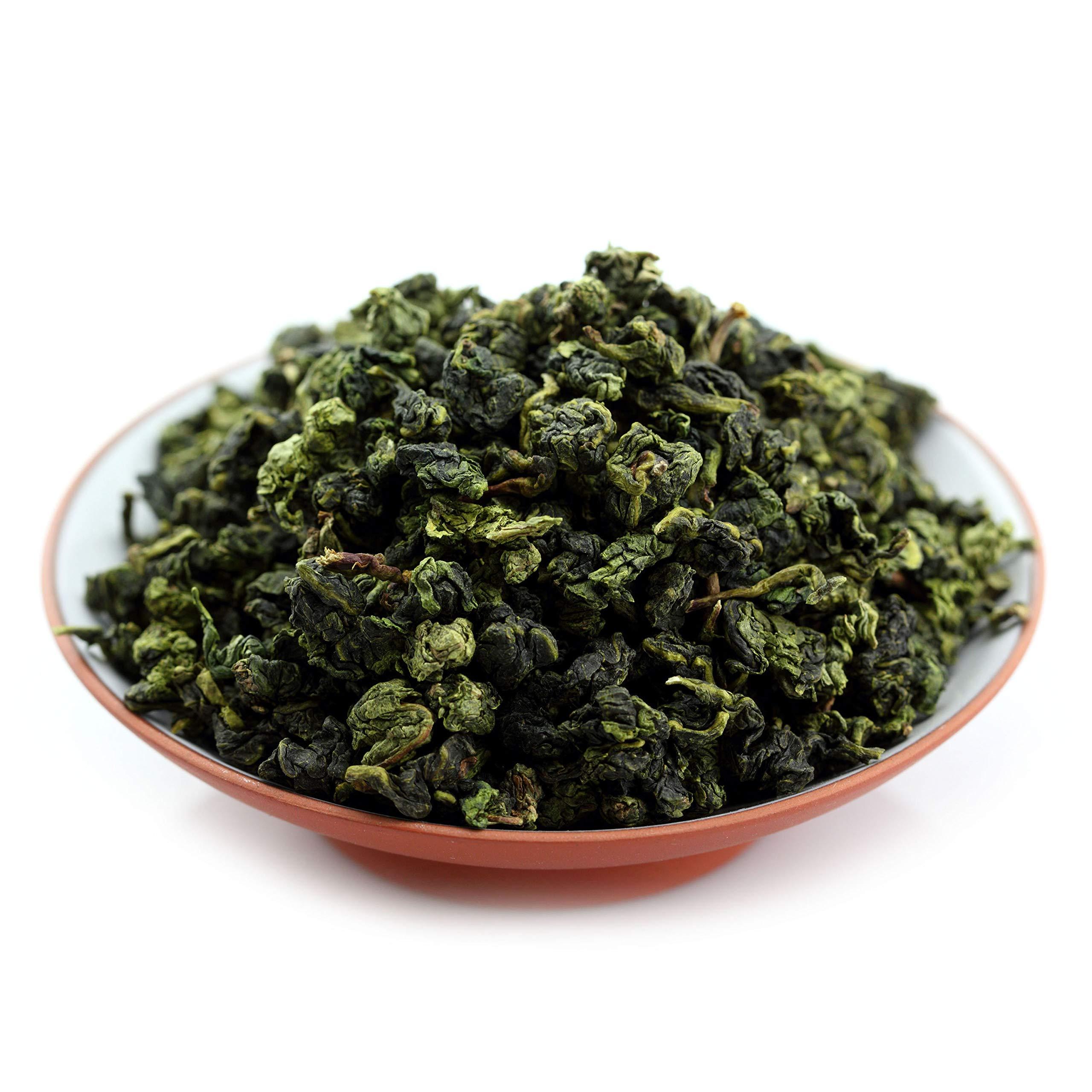 GOARTEA 1000g (35.2 Oz) Organic Fujian Anxi Tie Guan Yin Tieguanyin Iron Goddess Chinese Oolong Tea