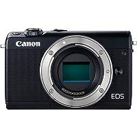 Canon EOS M100 Appareil photo hybride Boîtier nu - Noir