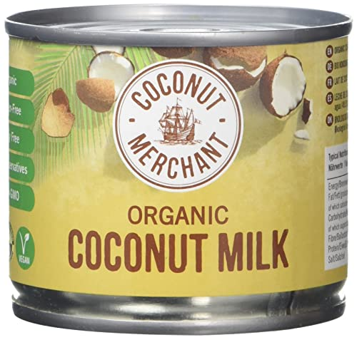 Organic Coconut Milk 200ml x6