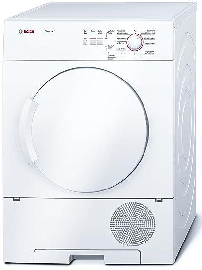 Bosch Wtc84102 Kondenstrockner C 7 Kg Weiss Duo Tronic