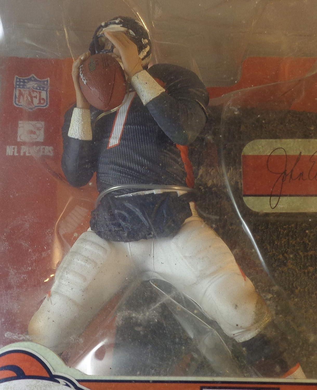 Denver Broncos McFarlane Toys NFL Sports Picks Legends Series 3 Action Figure John Elway 2