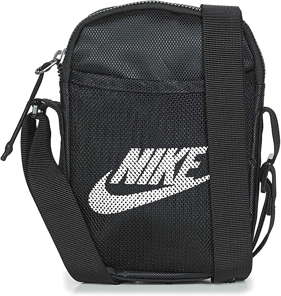 Nike NK HERITAGE S SMIT Bolso pequeño/Cartera de mano hombres Negro Bolso pequeño/Cartera