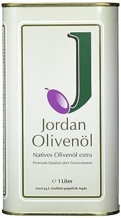 super cheap latest design release date: Jordan Olivenöl - Natives Olivenöl extra (1 l)
