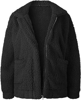 Amazon.com: ECOWISH Women's Coat Casual