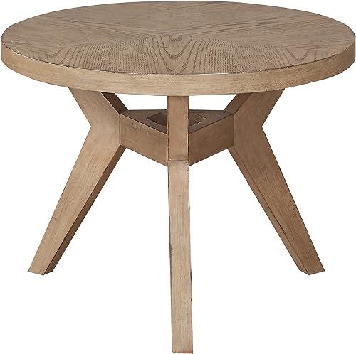 Homelegance Liatris 26″ Round End Table
