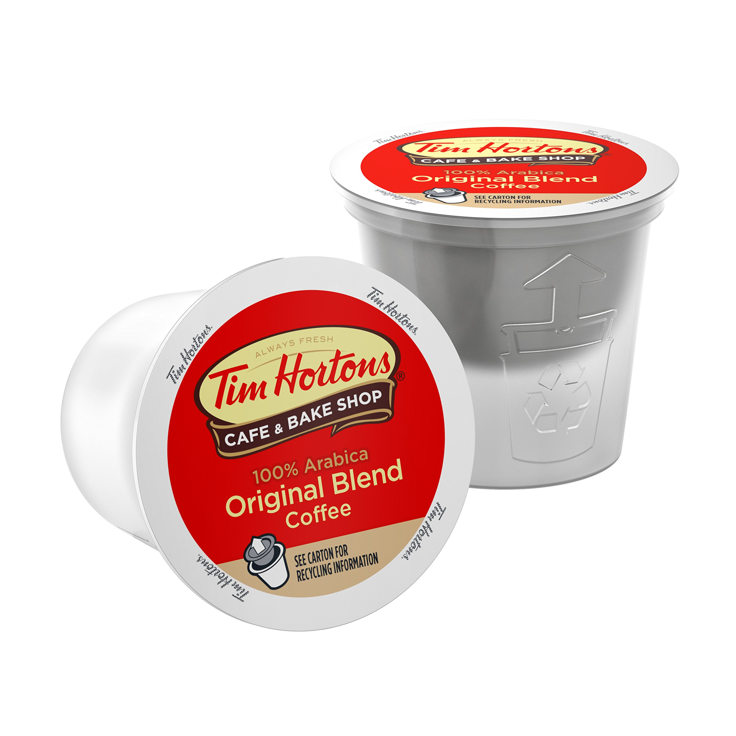 Tim Horton's Single Serve Coffee Cups, Medium Roast, 80 Count by Tim Hortons (Image #5)