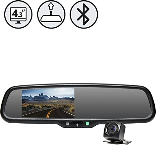 OEM G-Series Rear View Camera System with Bluetooth RVS-776718-BT