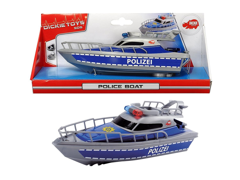 De 203714004 Dickie Toys Jouets Et Police Bateau Jeux qOwtxr7v5w