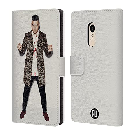 Calendario Xiaomi.Oficial Robbie Williams Calendario Funda De Piel Tipo Libro