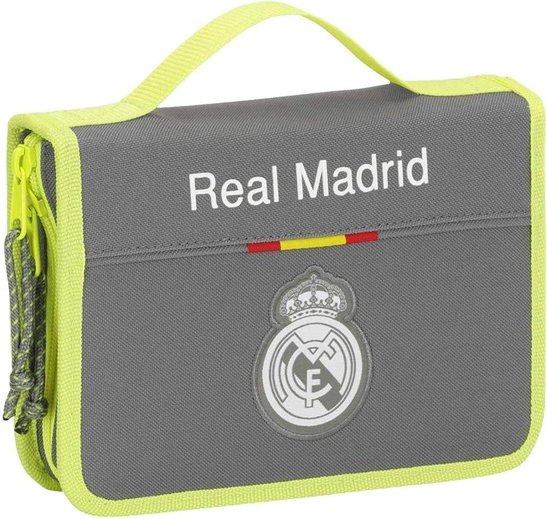 Kit de lápices de colores con rotuladores Real Madrid, juego de dibujo ejecutivo – 29: Amazon.es: Oficina y papelería