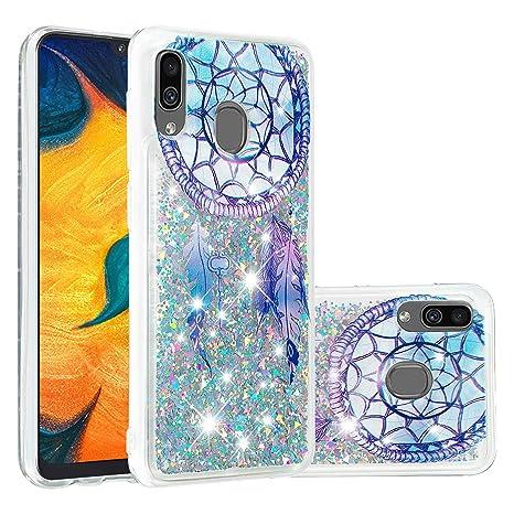 Hirkase Funda para Samsung Galaxy A20/A30, Cover Samsung ...