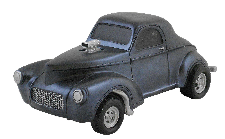 Gasser Model 1941 Willys 1:18 Scale Black by Gasser Models (Image #7)