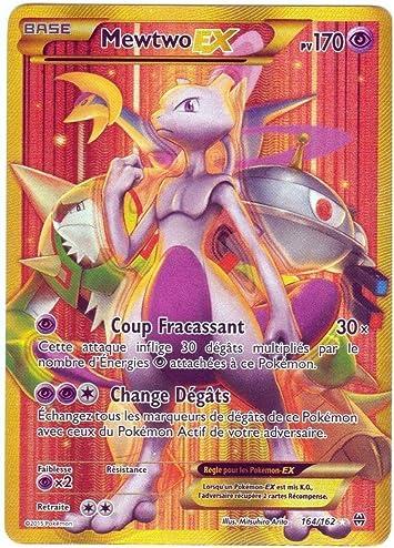 impulse turbo Gueriaigle-xy08 French designer card pokemon 130//162
