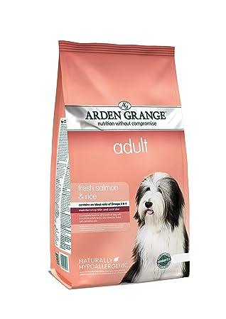 0c2d5b1d6477 Arden Grange Nourriture pour chien adulte - Saumon et riz  Amazon.fr ...