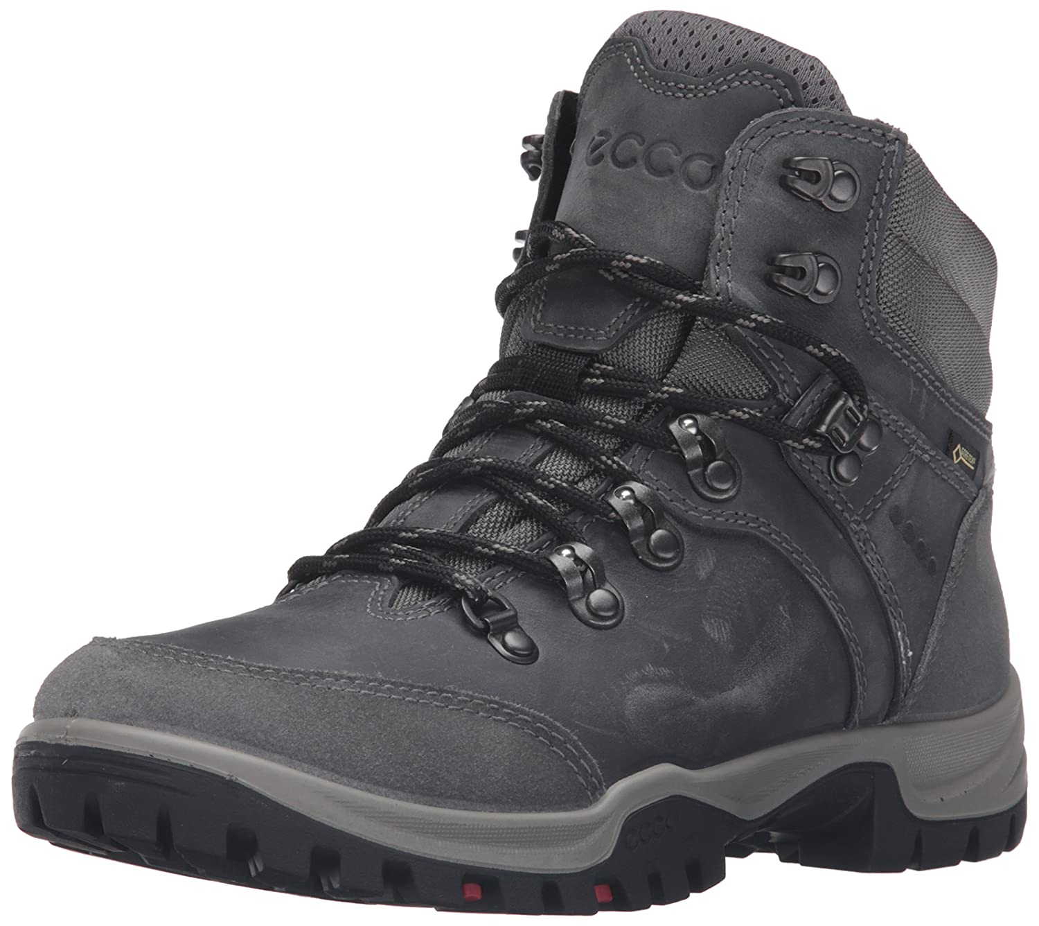 ECCO Women's Xpedition III Gore-Tex Hiking Boot B0163G91BI 39 EU/8-8.5 M US|Titanium