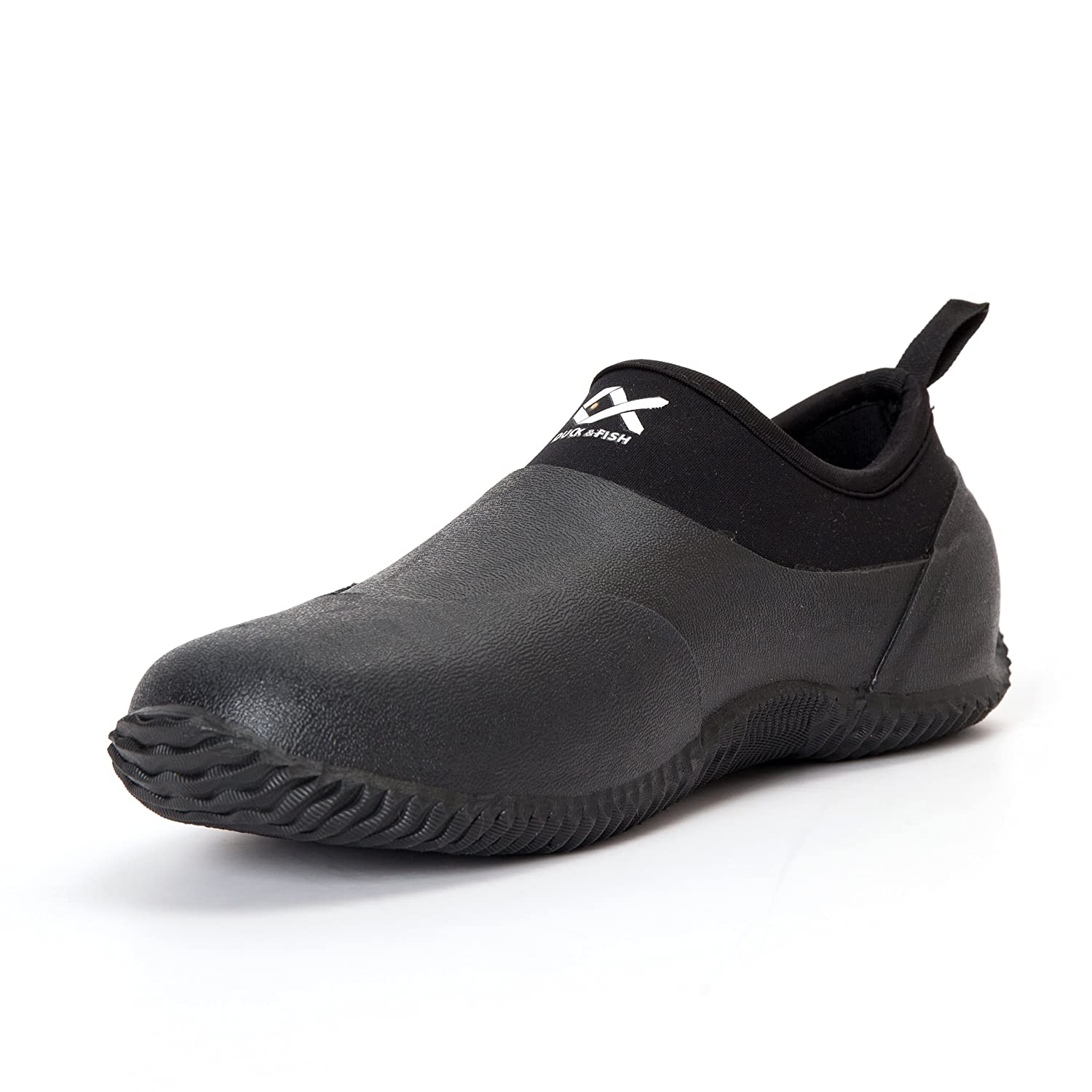 Duck and Fish Neoprene MOC Hunting Garden Shoe
