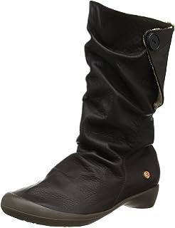 Sacs Chaussures Chukka Femme Softinos Boots Fon392sof et f0nvq