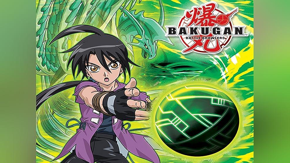 Bakugan Battle Brawlers Season 4