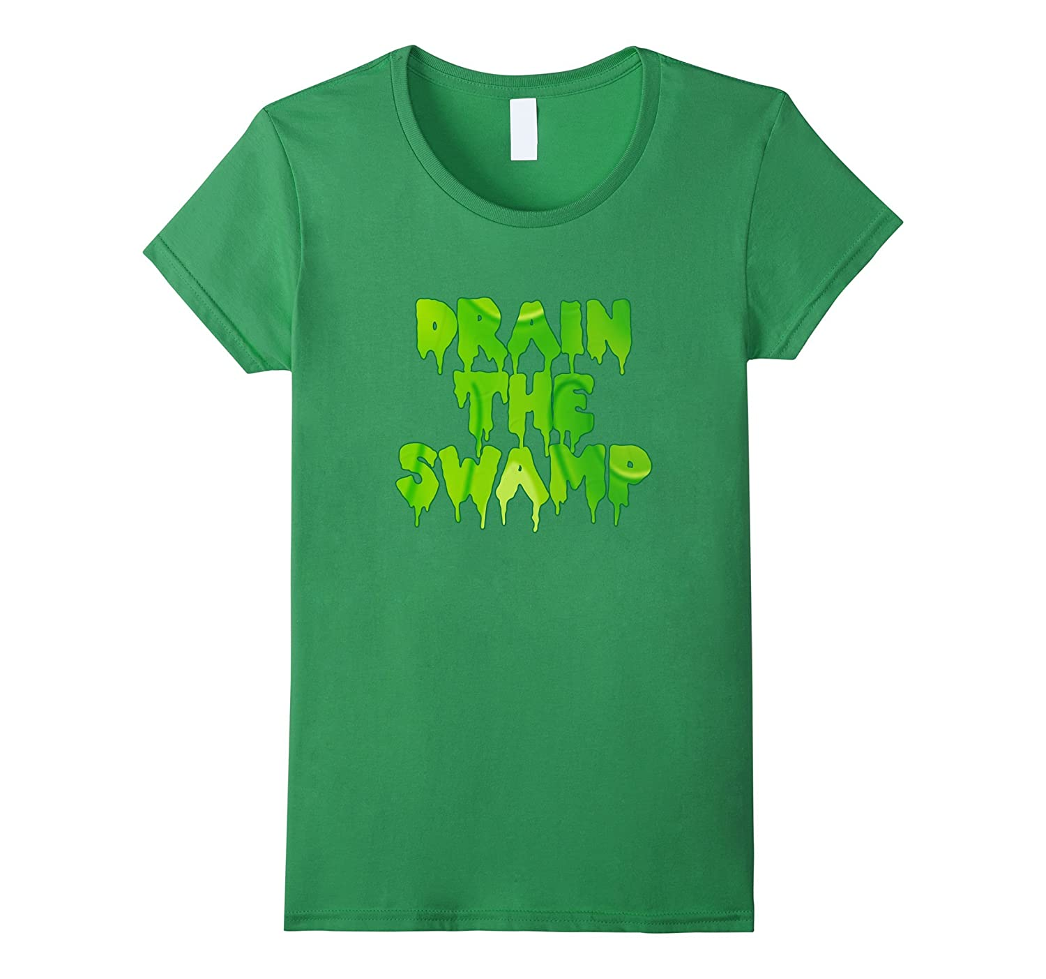Drain the Swamp Graphic Tee