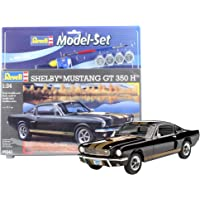 Revell- Shelby Mustang GT 350 Maqueta Modelo Set