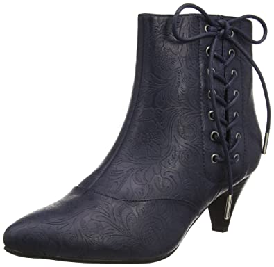 Ankle Side Femme Joe Bottines Browns Mystical Lace Boots IAq6Efwgx