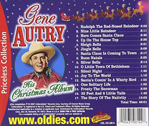 His Christmas Album: Amazon.co.uk: Music