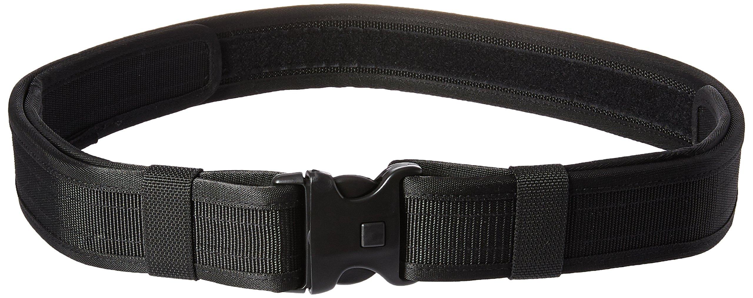 TRU-SPEC 4112007 Duty Belt, Tru-Gear Deluxe Nylon, 2'' Height, 3'' Wide, 18'' Length, 1680 Denier Ballistic Pack Cloth, 2XL by Tru-Spec