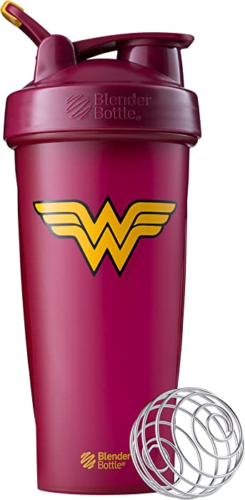 The Best Blender Bottle Wonder Woman