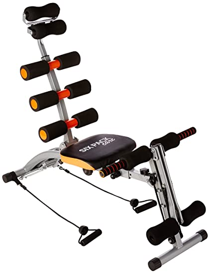 30ccf569e51 Buy TELEBrands-HBN Master Unisex Blaster 6 Pack Ab Abs Workout Machine  (Black Red) Online at Low Prices in India - Amazon.in
